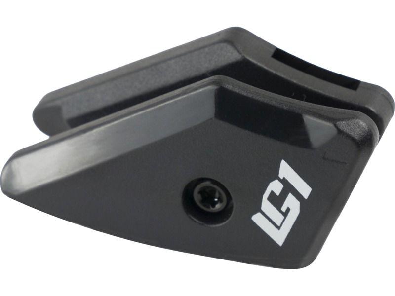 E Thirteen Plaques d'usure inférieures pour guide chaine LG1, LG1+ et LG1 Race