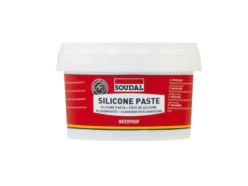 Soudal Pâte Silicone - 200 ml