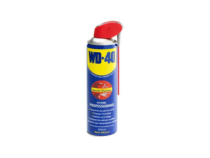 WD-40 Lubrifiant multifonctions - 500 ml