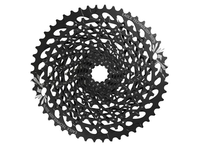 Sram Cassette GX Eagle XG-1275 12 vitesses Noir - 10-50 dents 2020