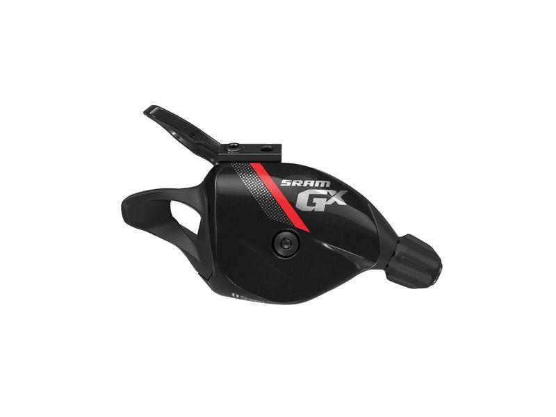Commande de vitesses arrière Trigger GX 11 vitesses Rouge