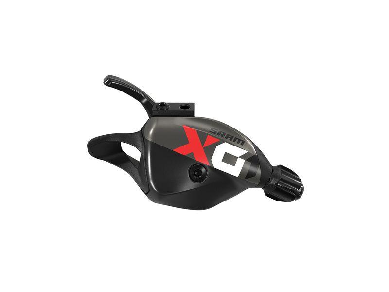 Sram Commande de vitesses arrière Trigger X01 11 vitesses Rouge 2019