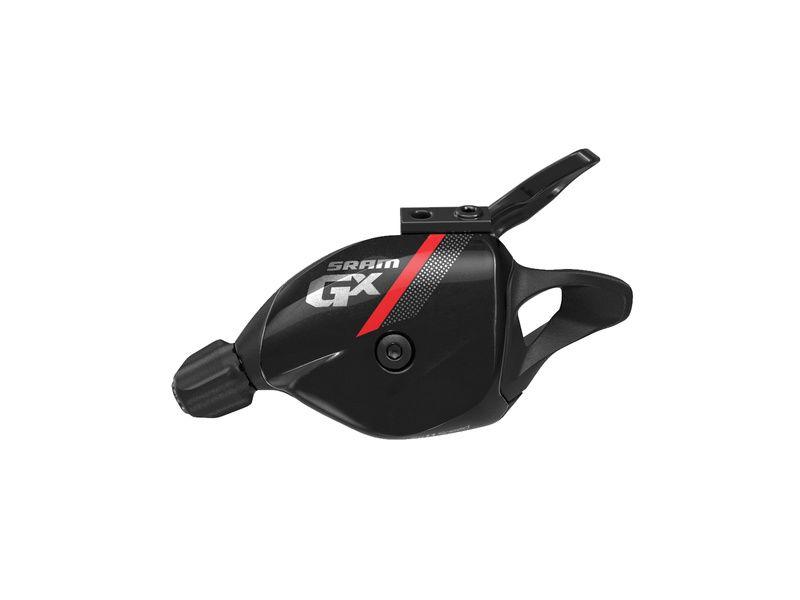 Sram Commande de vitesses avant Trigger GX 2 vitesses Rouge