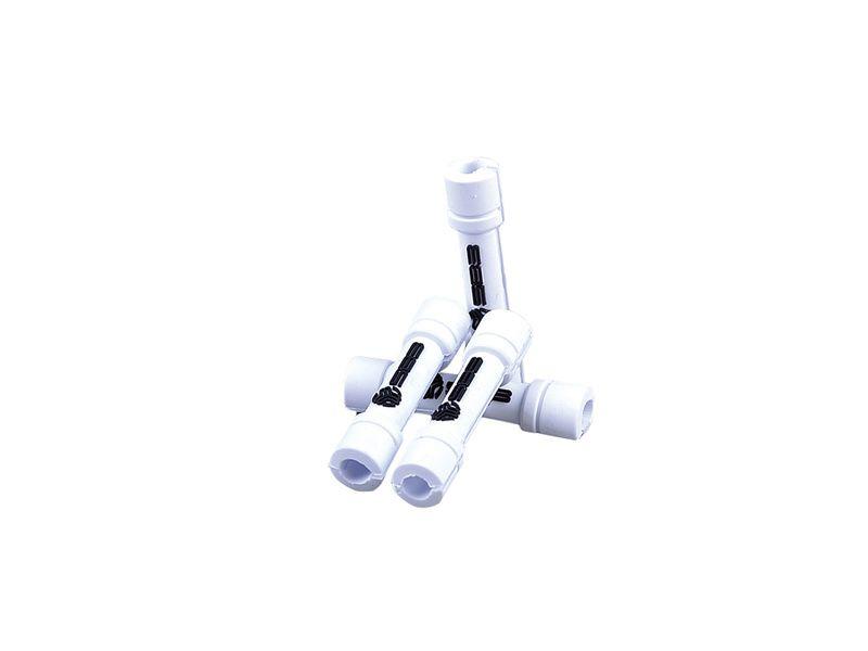 SB3 Protections de gaine Gum (X4) - Blanc