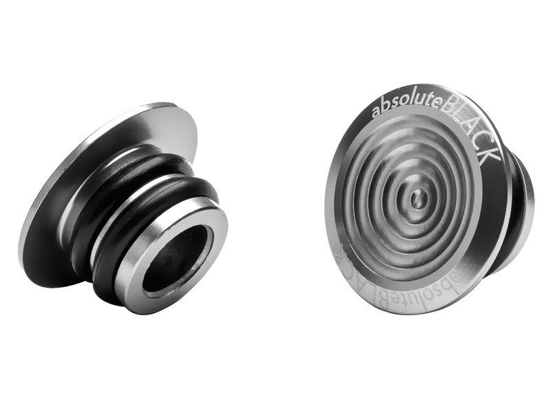 Embouts de guidon Aluminium