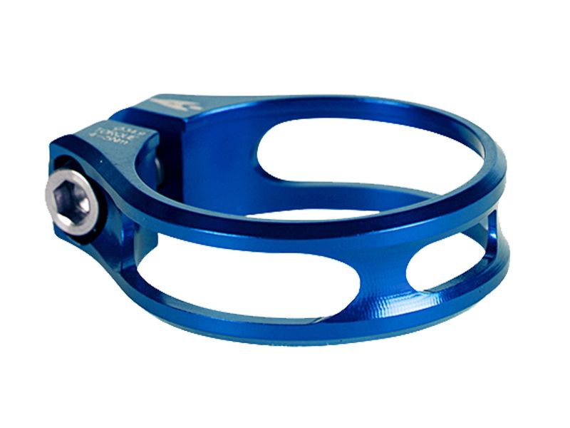 Aerozine Collier de selle XCS1.0 Bleu