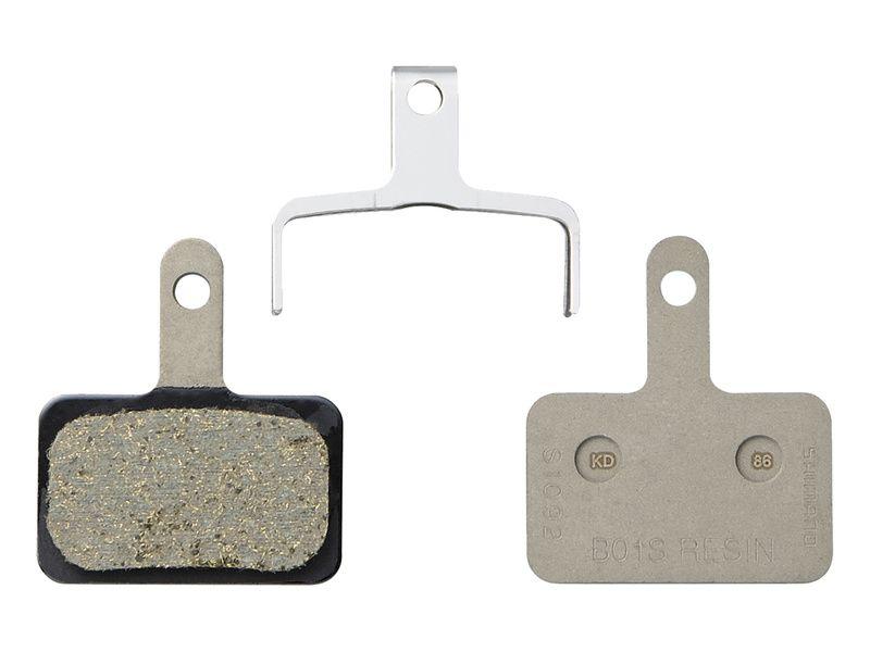 Shimano Plaquettes de frein B01S pour M575 / M495 / M486 / M396 - Résine