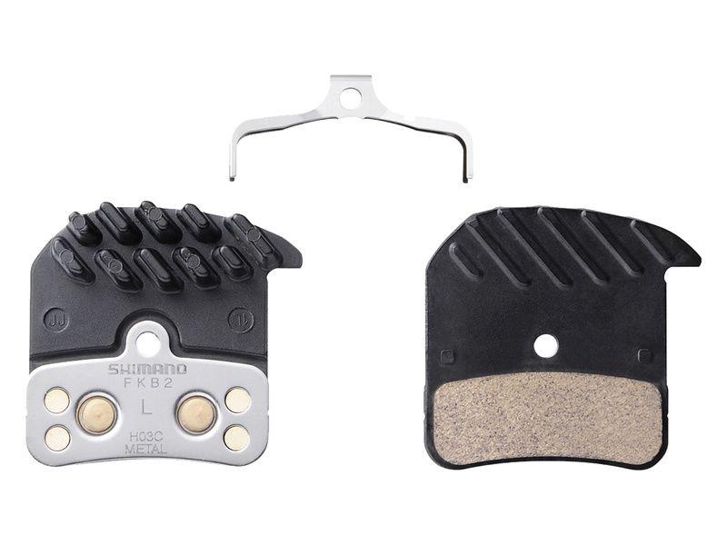 Shimano Plaquettes de frein Ice Tech pour M640 / M820 / M8020