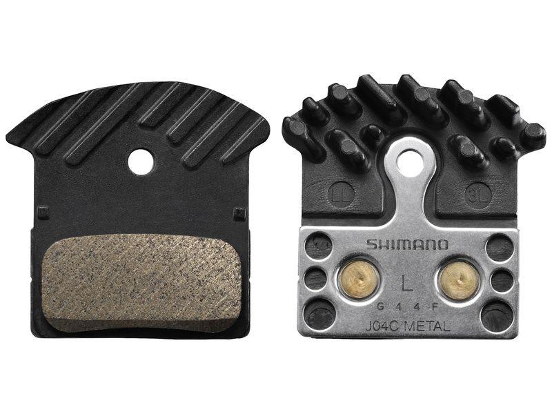 Shimano Plaquettes de frein Ice Tech pour M675 / M785 / M985