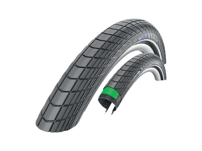 Schwalbe Pneu Big Apple Performance 26'' 2016