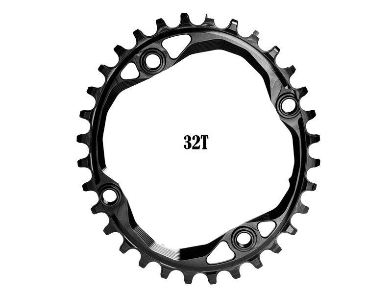 Absolute Black Plateau Oval Narrow Wide 104 mm Noir 2020