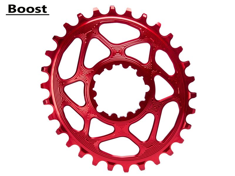 Absolute Black Plateau Oval Sram Direct Mount Boost Rouge 2020