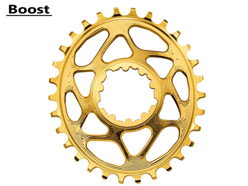 Absolute Black Plateau Oval Sram Direct Mount Boost Or 2020
