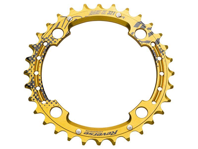 Reverse Components Plateau CW shiftable Race SL Or