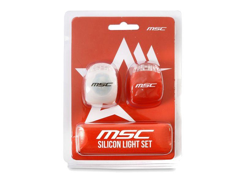 MSC Lampes de sécurité à LED avant et arrière