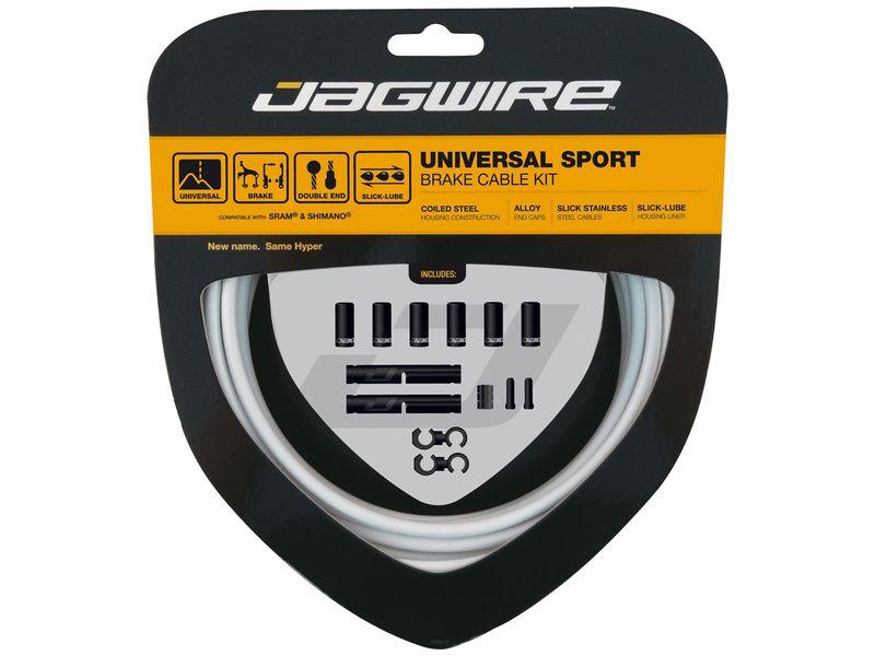 Jagwire Kit cables et gaines de frein Universal Sport 2018