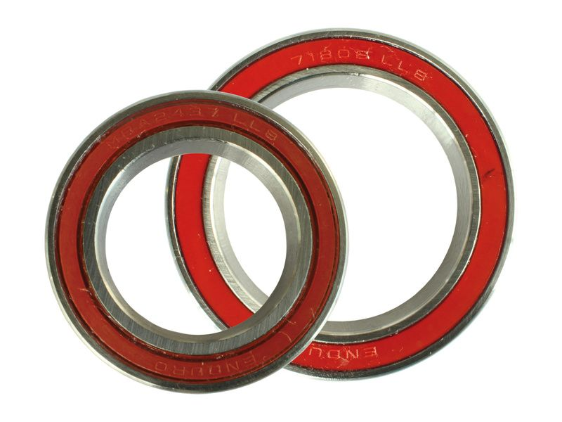 Enduro Bearings Roulement ABEC 5 à contact angulaire