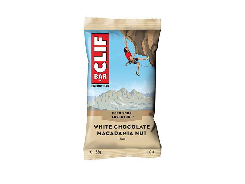 Clif Bar Barre énergétique goût chocolat blanc