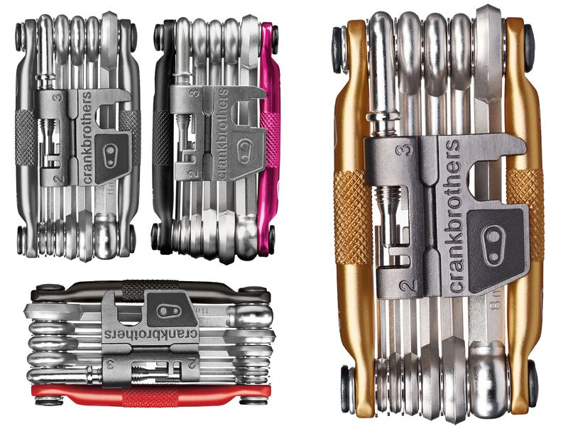 Crank Brothers Multi outils 19 - Or