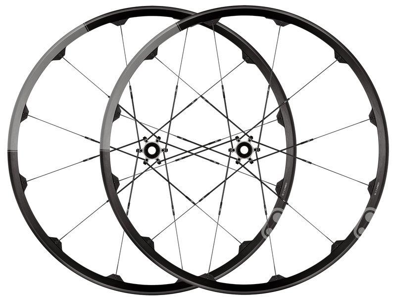 Crank Brothers Paire de roues Cobalt 2 Noir et Gris 29'' 2020