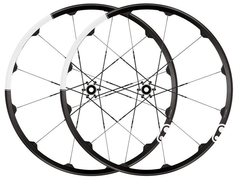 Crank Brothers Paire de roues Cobalt 3 Noir et Blanc 29'' 2018