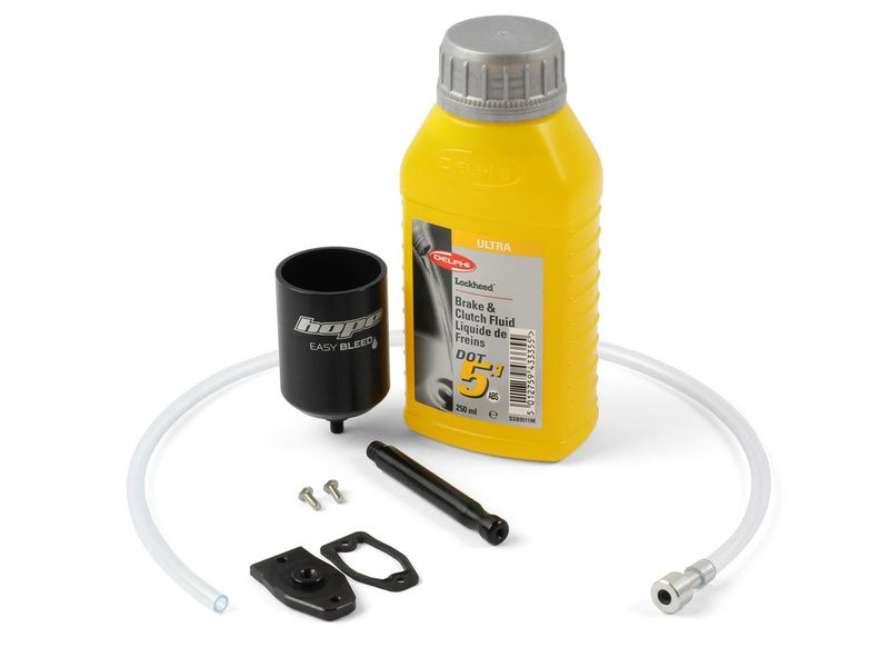 Hope Kit de purge Easy Brake Bleed Kit
