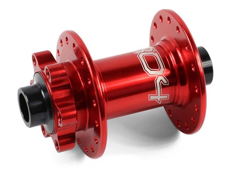 Hope Moyeux avant Pro 4 32 trous Rouge 2020