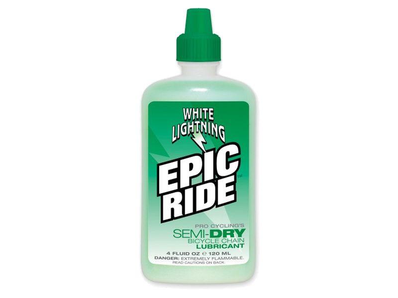 White Lightening Lubrifiant Epic Ride - 120 ml