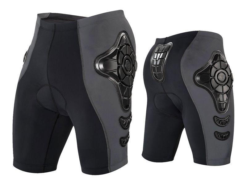 G-Form Sous Short de protection Pro B Compression Short Taille S