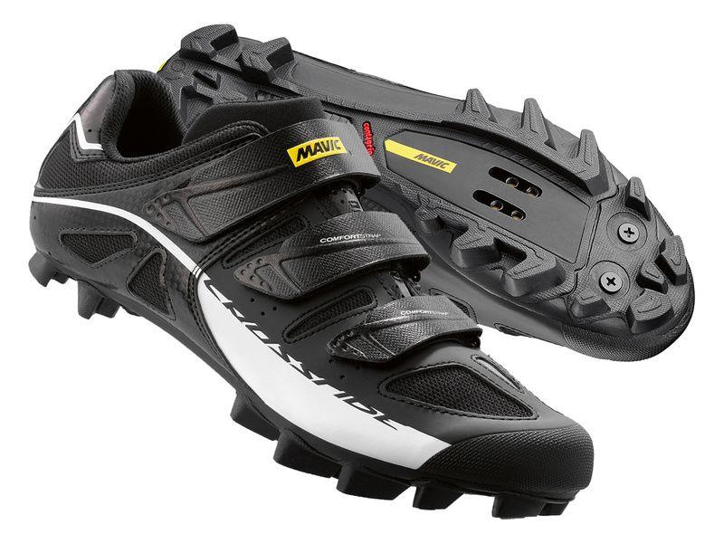 Mavic Chaussures Crossride SL Noir 2016