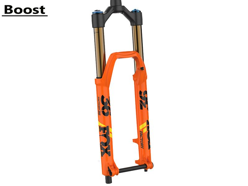 "Fox Racing Shox Fourche 36 Float Factory FIT HSC/LSC Boost 27,5"" Orange 2018"