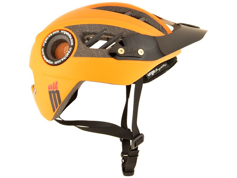Urge Casque All Mountain Orange 2016