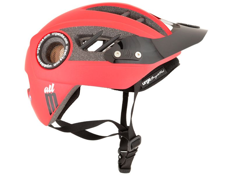 Urge Casque All Mountain Rouge 2015