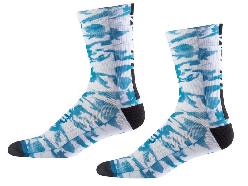 Fox Chaussettes Creo Trail 8'' Teal 2018