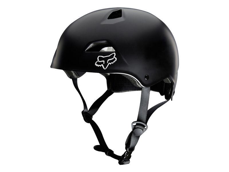 Fox Casque Bol Flight Sport Noir 2020