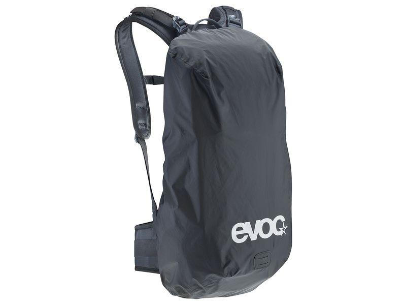 Evoc Couvre sac Noir - Taille L (22-45L) 2020