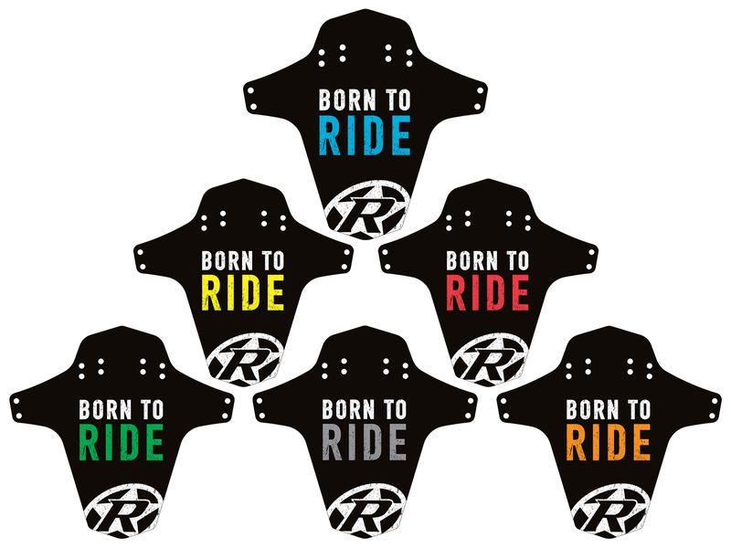 Reverse Components Garde boue Born to ride 2019
