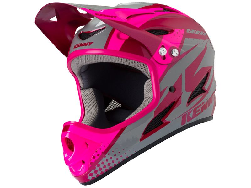 Kenny Casque Down Hill Rose - Taille M 2019