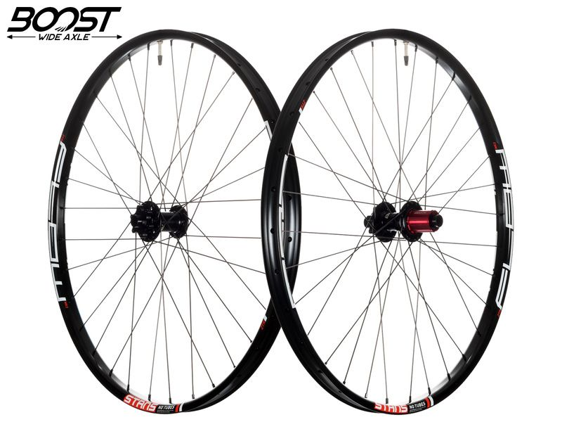 Notubes Paire de roues Flow MK3 27,5'' Boost 2020