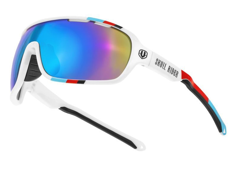 Mondraker Lunettes Edition Speciale by Skull Rider - Blanc