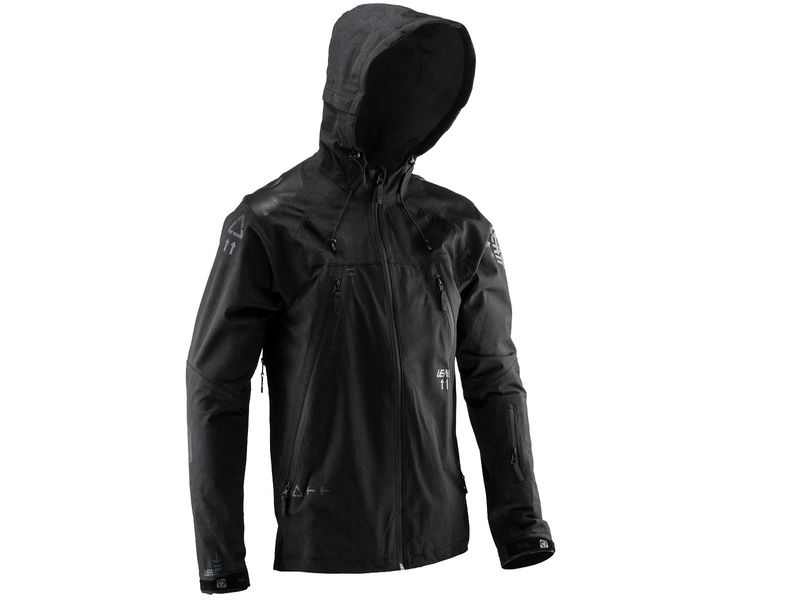 Leatt Veste DBX 5.0 All Mountain Noir 2020