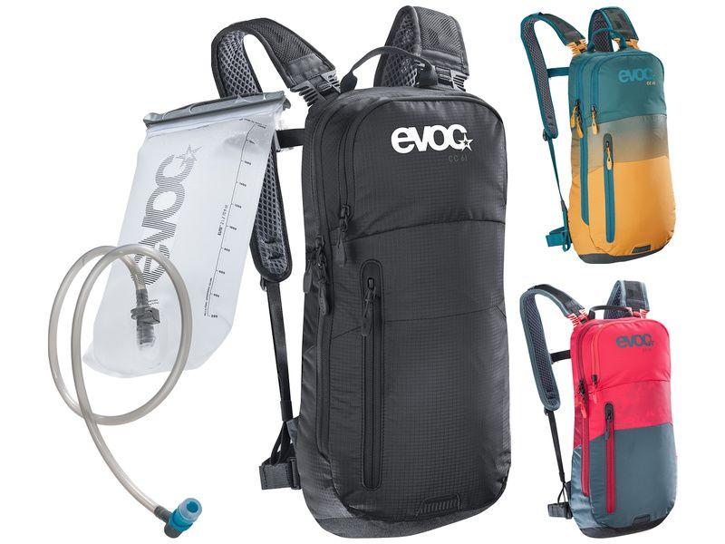 attrayant et durable top design achat authentique Sac CC 6L + poche 2l Noir