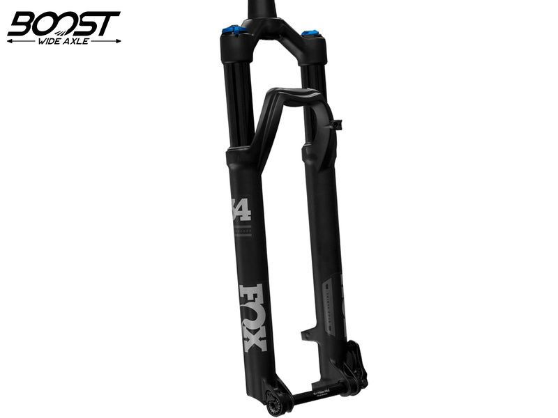 "Fox Racing Shox Fourche 34 Float 27.5"" Performance E-Bike 120 mm - 15x110 mm Boost - Noir 2019"