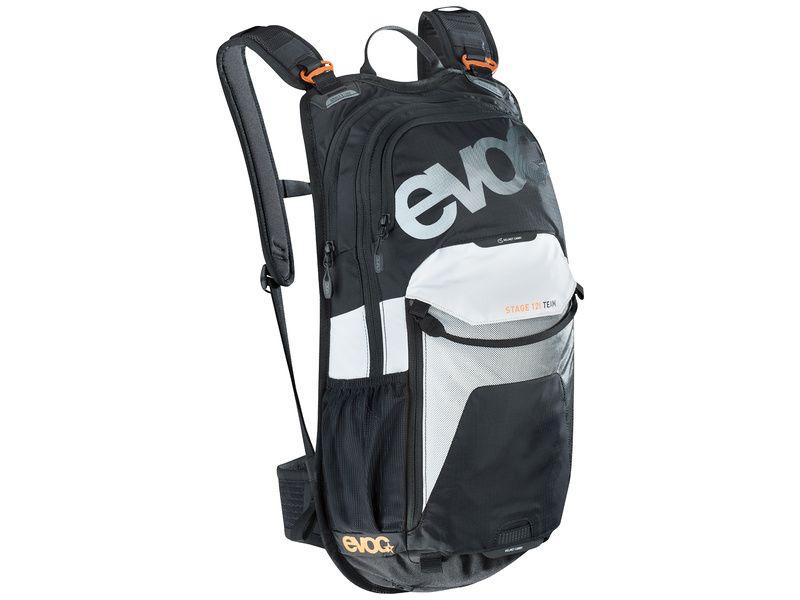 Evoc Sac Stage 12L Team Noir/Blanc/Orange 2019