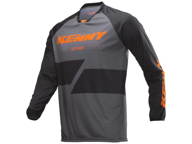 Kenny Maillot Defiant Charcoal 2019