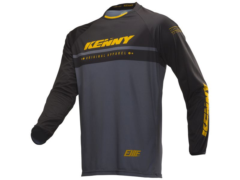 Kenny Maillot Elite Noir / Or 2019