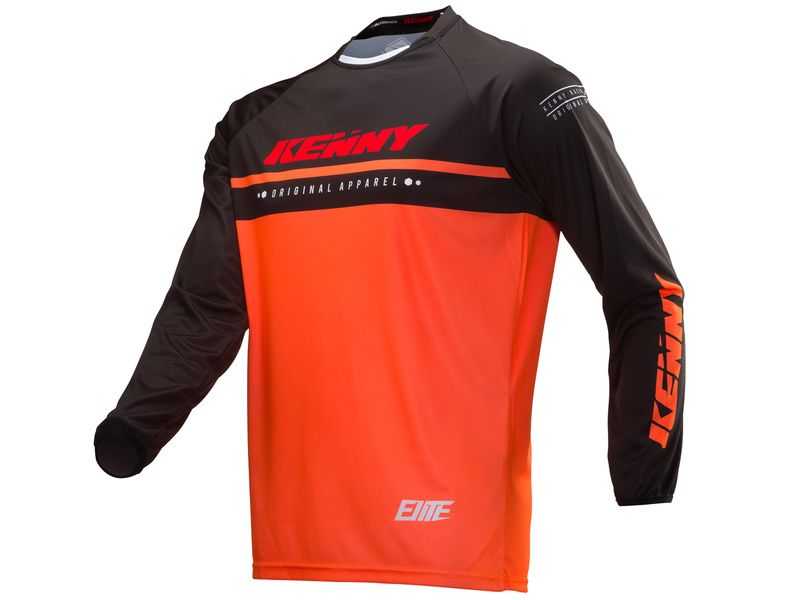 Kenny Maillot Elite Orange 2019
