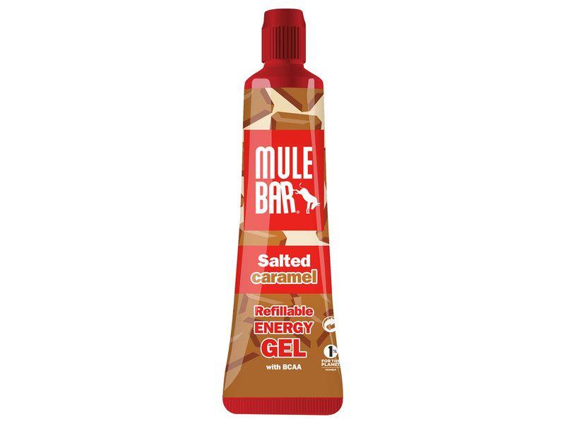Mulebar Gel énergétique Caramel Salé