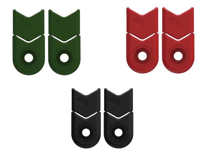 All Mountain Style Protège manivelles Crank Defender - Purebike