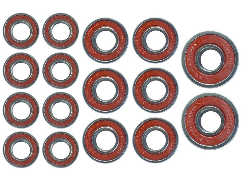 Enduro Bearings Kit roulements ABEC 3 Max pour Mondraker système Zero 7